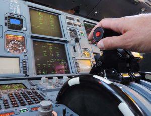 thrust-levers